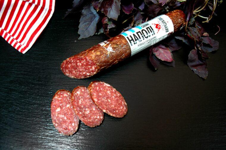 salami NAPOLY