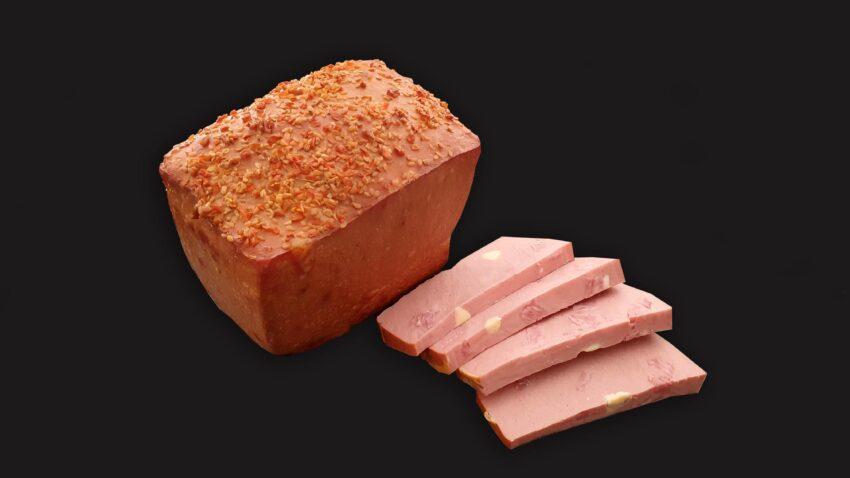 хліб м'ясний ПІЦА