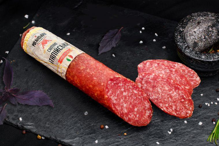 салямі італійська